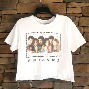 Friends Cropped Tshirt